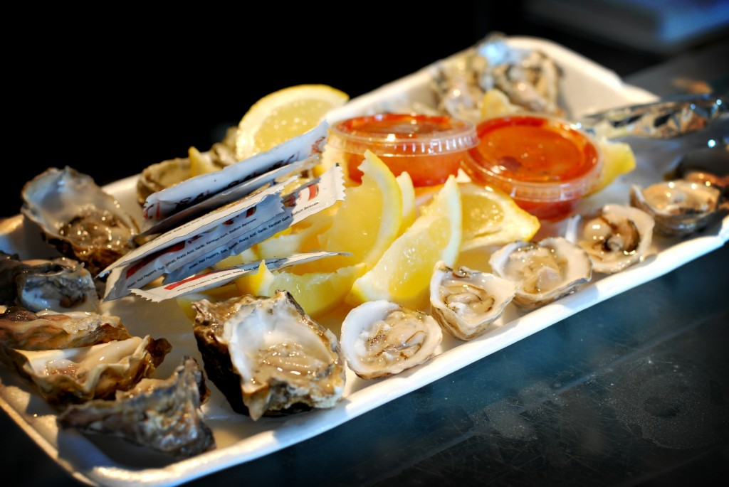 Eating oysters is delicious, healthy, and good for the environment!