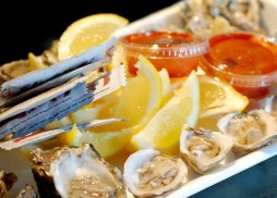 Oysters are delicious, healthy to eat, and good for the environment!