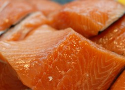 Salmon at Quality Seafood