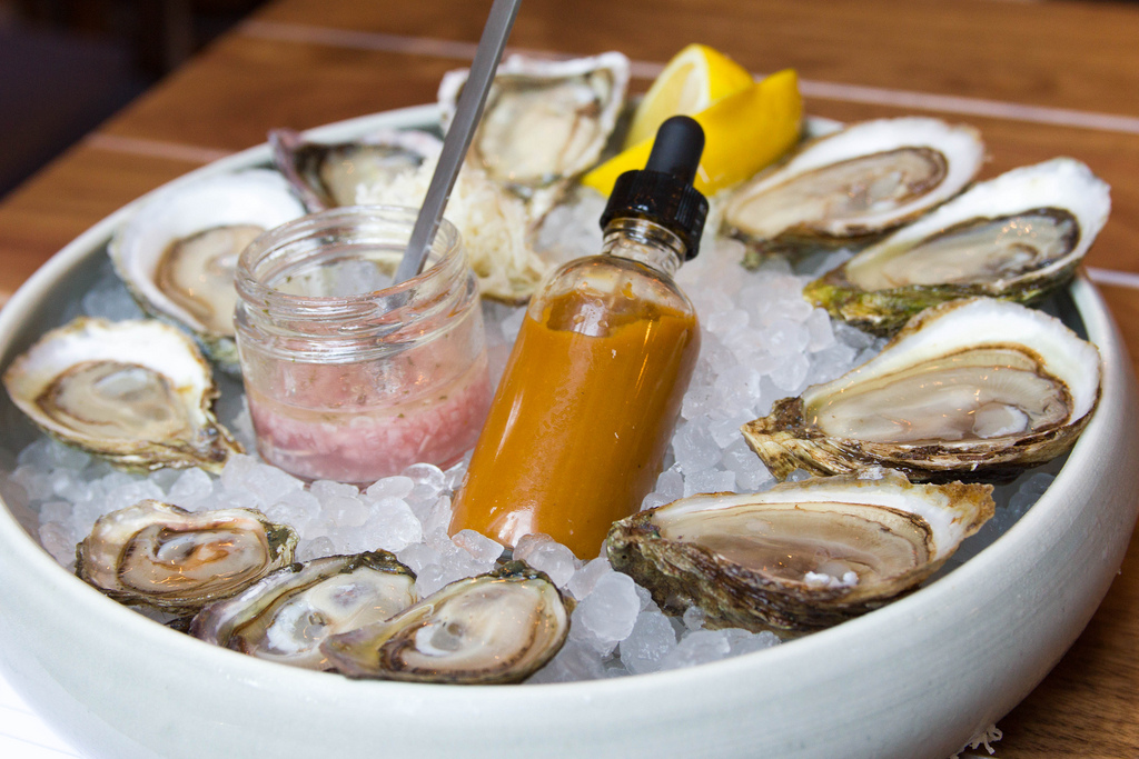 Refreshing Mignonette Sauce for Raw Oysters - Quality Seafood, Inc