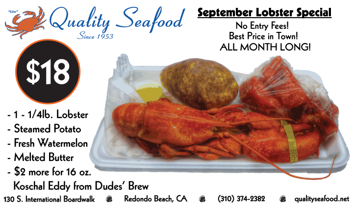 September Lobsterfest
